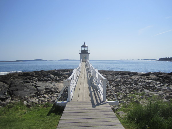 Marshall Point Lighthouse, featured in the 1994 Tom Hanks movie, &quotForrest Gump.&quot