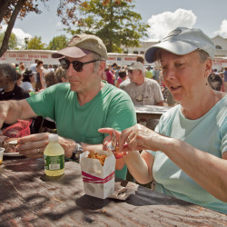 Yarmouth Clam Festival draws estimated crowd of 130,000-150,000