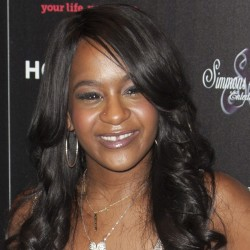 Whitney Houston's daughter rushed to hospital