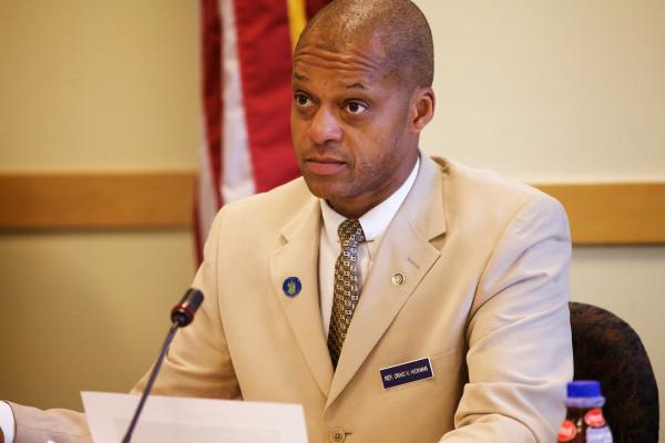 Rep. Craig Hickman, D-Winthrop