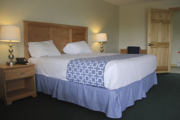 The Red Barn Hotel officially opened 16 rooms, which were rebuilt following a fire in January 2014.