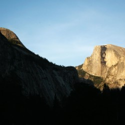 Permits required for Yosemite's Half Dome, with a twist