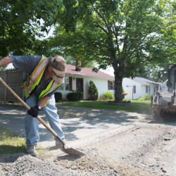 Several Bangor streets being repaved this summer