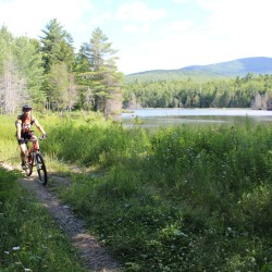 1-minute hike: Lake George Regional Park in Canaan and Skowhegan, Maine