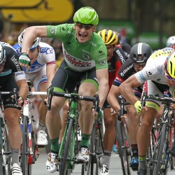 Germany's Greipel wins 5th stage of Tour de France
