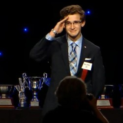 Bangor High School sophomore earns fifth place at national speech and debate tournament