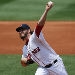 Lackey shines, NY's Pineda ejected, Red Sox win