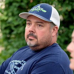 Jarrod Williams, a Brewer Little League softball coach, discusses the incident that took place at a game against Bangor last Wednesday evening that ended in Williams being charged with disorderly conduct.