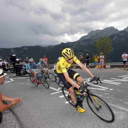 Froome marches on as Contador takes second place