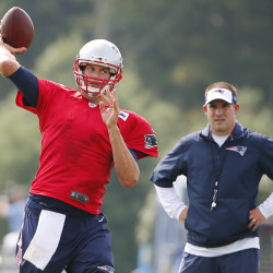 Pats' draft pick Garoppolo eager to learn from Brady