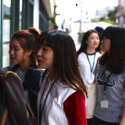 Husson brings South Korean students to Bangor