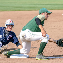 DeLaite, Hillier pitch Bangor past Bessey Motors for American Legion baseball state title