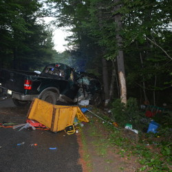 Portland man, 57, killed in Windham crash