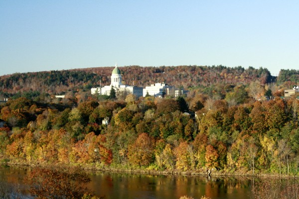 Howard Hill in Augusta is included in the property that the Kennebec Land Trust and the city of Augusta are fundraising to preserve with the help of Land for Maine's Future.