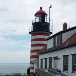 Views from Quoddy Head State Park
