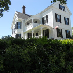 Historic Alden House on Camden Centennial House Tour