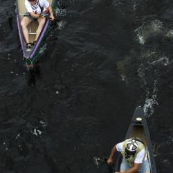 Canoe nationals a family affair for Bangor paddlers