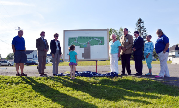 Community Garden Launched, Memorial Garden Plans Unveiled In Fort Fairfield