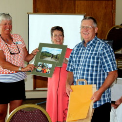 Connie Tuller named land trust Volunteer of the Year