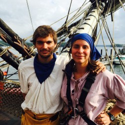 French tall ship Hermione to visit Castine on Bastille Day