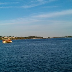 Casco Bay cruise with PubHub on August 8. Open to all at no cost.