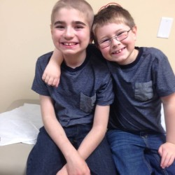 Bridgewater boy, 6, donates bone marrow so his 8-year-old brother can live