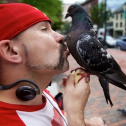 Voices from above: Portland man converses with 'angels of the urban sky'