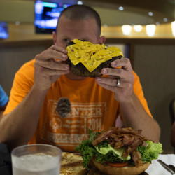 Paul Bunyan Burger Challenge names first winner