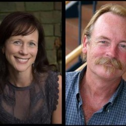 Kathryn Miles and Bill Roorbach will be at the Belfast Free Library Tuesday July 7, 6:30.