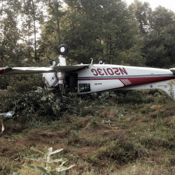 Pilot from Old Town uninjured in Norridgewock plane crash