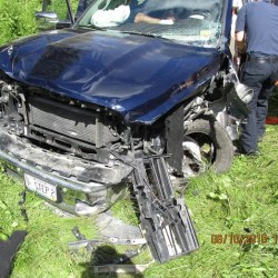 Two Aroostook County drivers escape injury in separate crashes