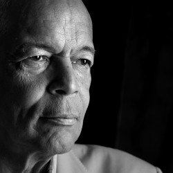Julian Bond, civil rights activist and professor at American University.