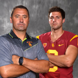USC football player Shaw suspended indefinitely for fabricating heroic story