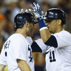 Tigers beat up Lester, Red Sox