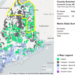 Rural Maine broadband access to grow
