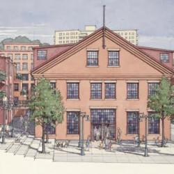 Developer proposes changes on Portland's Maine Wharf