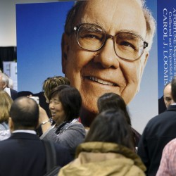 Berkshire buys 5 percent of IBM, takes other stakes