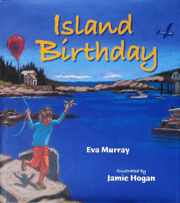 &quotIsland Birthday&quot by Eva Murray