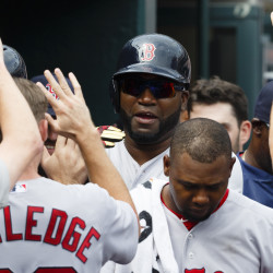 Boston's Ortiz combative toward critics of contract request