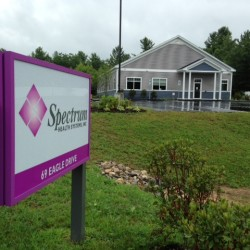 Spectrum Health Systems announced Monday that it plans to close its addiction treatment center in Sanford.