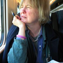 Houlton native and author Barbara McGillicuddy.