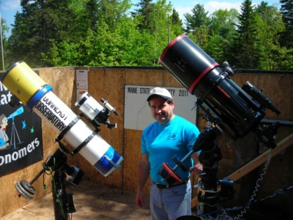 Amateur astronomer equipment project, mature young threesome pics