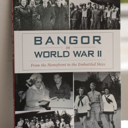 'Prelude to Courage' recalls Bangor aviator's sacrifice