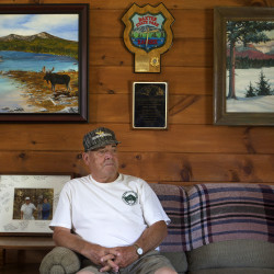 'We'll see': A father's gift of a single day on Katahdin