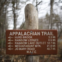 'Go out and really adventure': Blind, deaf Winthrop native completes Appalachian Trail hike