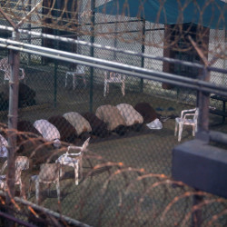 Dealing with Guantanamo, again