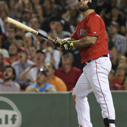 Mike Napoli giving loaded Rangers some extra punch
