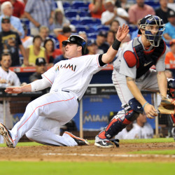 Ortiz leads 3-HR attack as Boston tops Miami