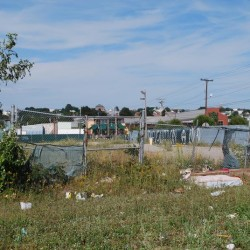 City-owned Somerset Street property in Portland, intended to be sold to Federated Cos. for the Midtown project, had not been remediated Aug. 10, although the sales contract considered void by the city required a city cleanup before the sale could be completed.