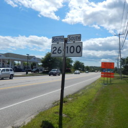 A $10 million overhaul of Route 100 is in the works, and will likely go before the voters in 2016.